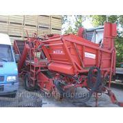 Картофелеуборочный комбайн GRIMME LK-650 фото