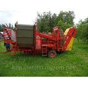 Картофелеуборочный комбайн GRIMME MK-700 фото