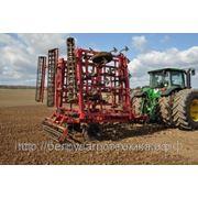 Культиватор для сплошной обработки почвы (усиленная итальянская S-образная стойка 45х12 с подпружинником), комплектация: КПМ-12 фото