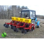 Культиватор - для междурядной обработки почвы с подкормочным приспособлением для внесениясыпучих минеральных удобрений КОН-2,8А фото