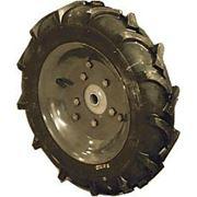 Колеса резиновые (пневмо) VH, HB без ступиц для культиваторов Viking фото