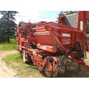 Картофелеуборочный комбайн GRIMME SL-750 фото