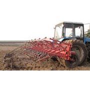 Культиватор навесной для сплошной обработки почвы КНС-6,3 фото