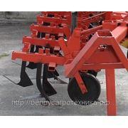 Культиватор для междурядной обработки почвы (8-ми рядный) КРН-5,6А фото