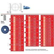 Диск бороны бдм Bellota D460x4мм Беллота Amazone Catros «сплошной» 4 отв. по диаметру 120 фото