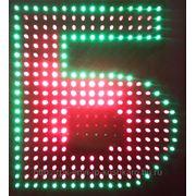 Объемные буквы на открытых светодиодах фото