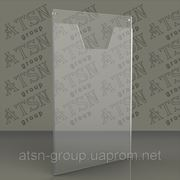 Карман навесной пластиковый А 4, А 5, еврофлаер