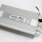 Драйвер питания влагозащищённый в металлическом корпусе SPS 12V 16.5A=200W IP67 фото