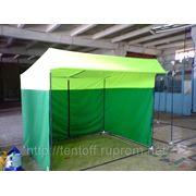 Палатка торговая 2x2,5м фото