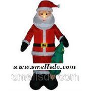 "Новогодняя надувная фигура ""Санта"" фото"