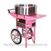 Аппарат для сахарной ваты ET-MF-05 с тележкой фото