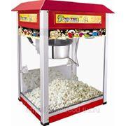 Аппарат для приготовления попкорна GASTRORAG VBG-8 фото
