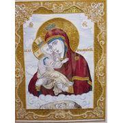 """Икона """" Почаевская Пресвятая Богородица"""" фото"""