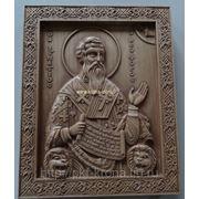 Икона-Святой Игнатий Богоносец фото