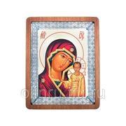Икона серебряная фото