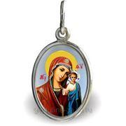 Образ иконы божьей матери казанская фото