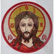 Икона Спас в терновом венце фото
