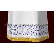 Подризник 06-дизайн для машинной вышивки фото