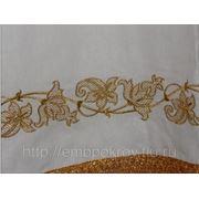 Церковная вышивка. Подризник 15-дизайн для машинной вышивки фото