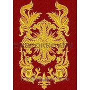 Закладка в Евангелие 12 - дизайн для машинной вышивки
