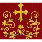 Закладка в Евангелие 13 - дизайн для машинной вышивки