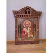 Икона «Св. Николай Чудотворец» фото