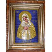 Икона Умиление Пресвятой Богородицы фото