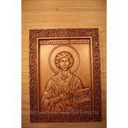 Святой целитель Пантелеймон фото
