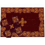 Церковная вышивка. Воздух-покровцы 06(литургический набор) -дизайн для машинной вышивки фото