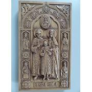 Икона Святые Царственные Страстотерпцы фото