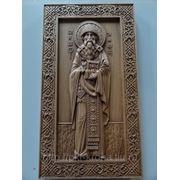 Икона - Святитель Спиридон Тримифунтский фото