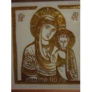 Икона Казанская Пресвятая Богородица фото