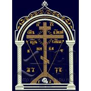 Закладка в Евангелие 11 - дизайн для машинной вышивки фото