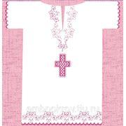 Крестильное 01-дизайны для машинной вышивки фото