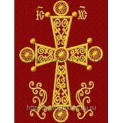 Закладка в Евангелие 16 - дизайн для машинной вышивки фото
