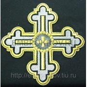 Крест 26 -дизайн для машинной вышивки фото