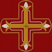Крест 28 -дизайн для машинной вышивки фото
