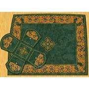 Церковная вышивка. Воздух-покровцы 07(литургический набор) -дизайн для машинной вышивки фото