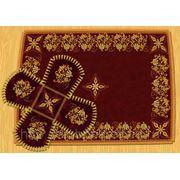 Церковная вышивка. Воздух-покровцы 08 (литургический набор) -дизайн для машинной вышивки фото