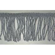 Бахрома крученная 4 см фото