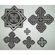 Кресты - набор иерейский 05 фото