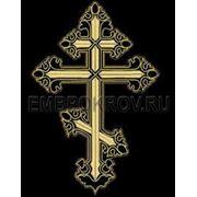 Крест 29 -дизайн для машинной вышивки фото