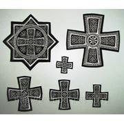 Кресты - набор иерейский 04 фото