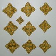 Кресты - набор для требного комплекта 01 фото