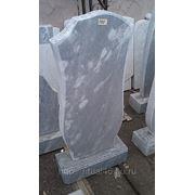 Мраморный памятник М 009 фото