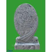 Памятник «овал» фото