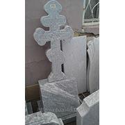 Мраморный памятник М 014 фото