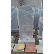 Мраморный памятник М 007 фото