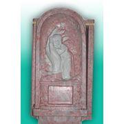 Ритуальный памятник «малыш» фото