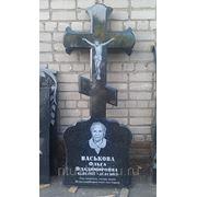 Купить памятник на кладбище Шахунья Резные памятники Исилькуль
